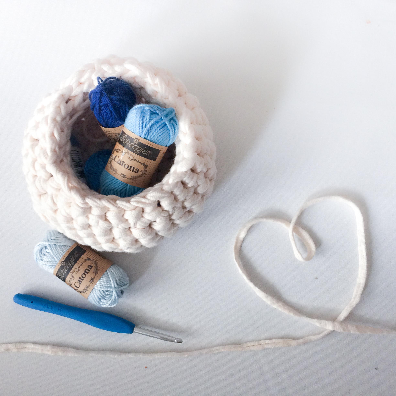 Atelier Panier Crochet- Sam 3 Juil 10h
