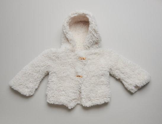 Kit Tricot : Manteau effet Fourrure