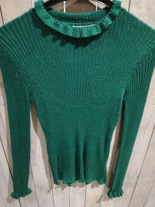 Glittertop green