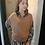 Thumbnail: Midi jurk K DESIGN met kwastjes