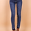 Thumbnail: TOXIK high waist dark jeans