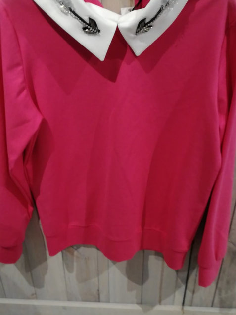 Roze Sweater STUDIO IT