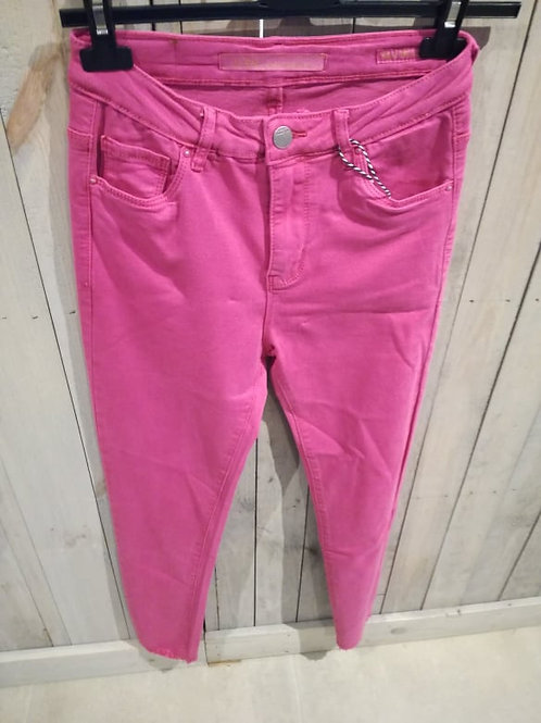 Jeans fuchsia