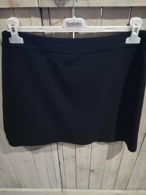 Effen zwarte rok