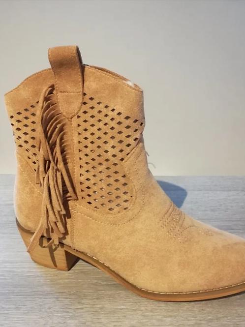 Boots cowboy beige