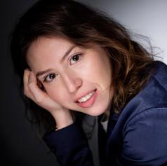 Maud Olivieri, comédienne