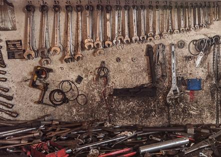 détails des outils.