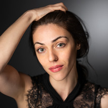 Malvina Lupi, comédienne