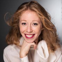 Cynthia Alcalay, comédienne