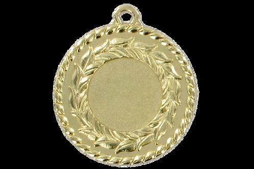 Sølvmedalje 10 cm