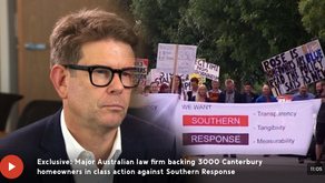 3000 Canterbury homeowners in class action against Southern Response