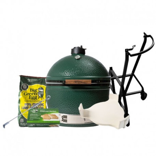 XL Big Green Egg Pack original