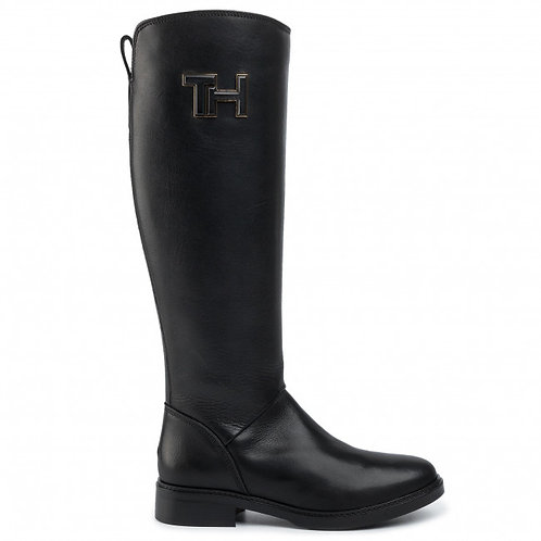 Essential Leather Longboot