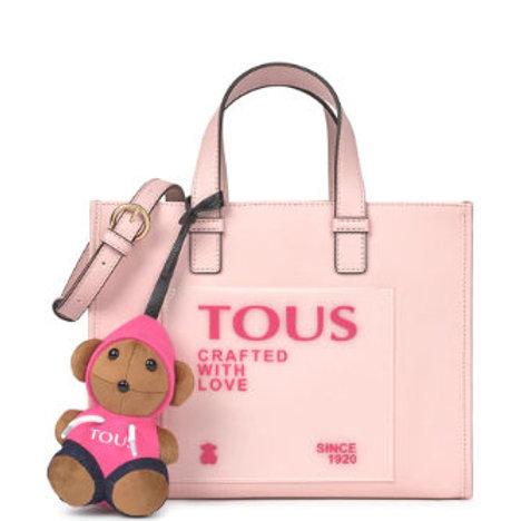 Shopping Dulzena rosa con oso