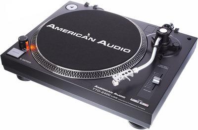 AMERUCAN AUDIO TTD 2400 USB