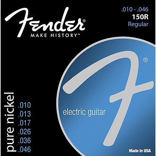 FENDER ELECTRIC GUITAR SRINGS 150 R
