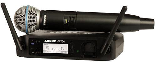 SHURE GLXD-RE24E/SM58