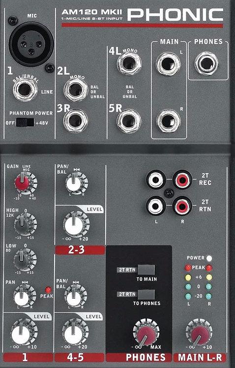 PHONIC AM120 MKII