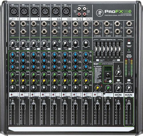 MACKIE PRO FX12v2
