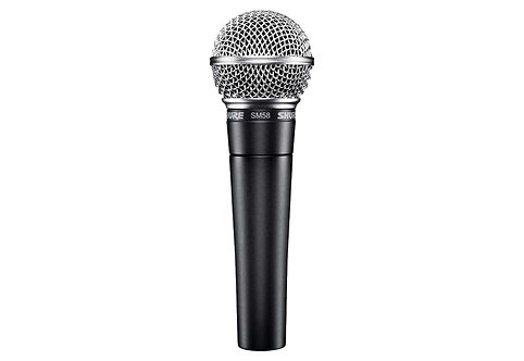 SHURE SM58LCE