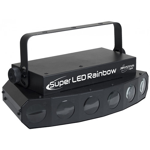 JB SYSTEM SUPER LED RAINBOW