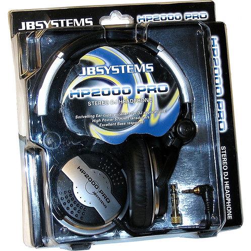 JB SYSTEM  HP2000 PRO