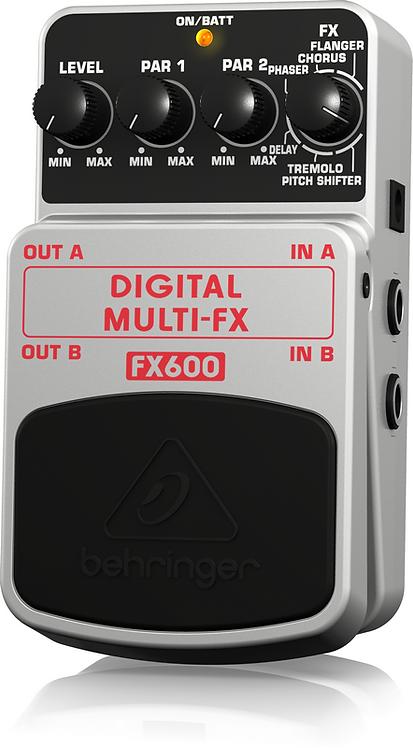 BEHRINGER FX 600