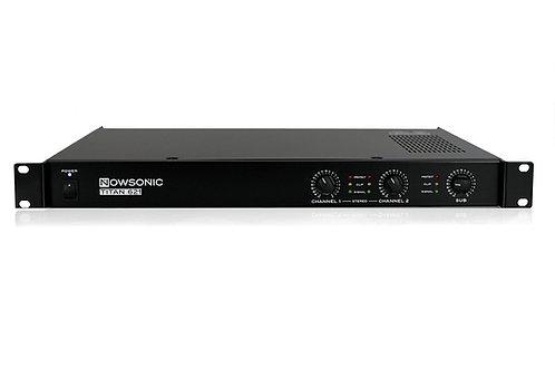 NOWSONIC TITAN 621  2 X300 W + SUB