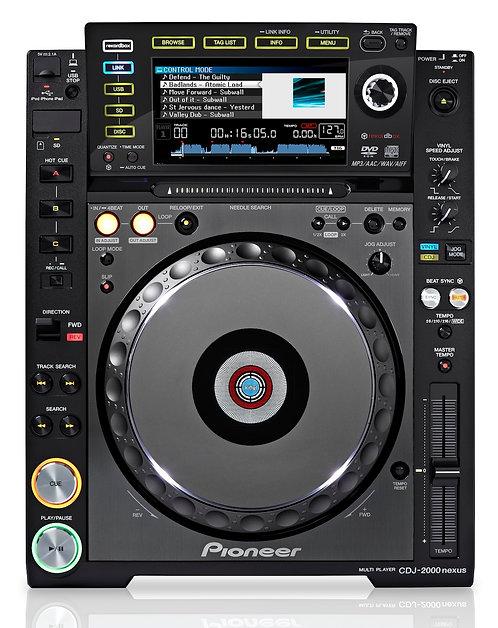 PIONEER CDJ-2000-NXS2