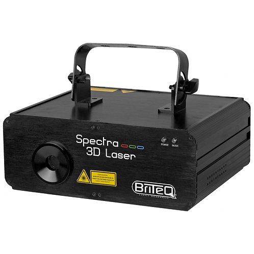 BRITEQ SPECTRA 3D LAZER