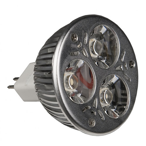 JB SYSTEM  LED-MR16-3x1W-WW-30D