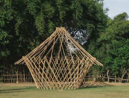 Bamboo Yurts & Furniture