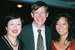 Student Concert, Mayor, Martha Liao, Debbie Sie Hoffman