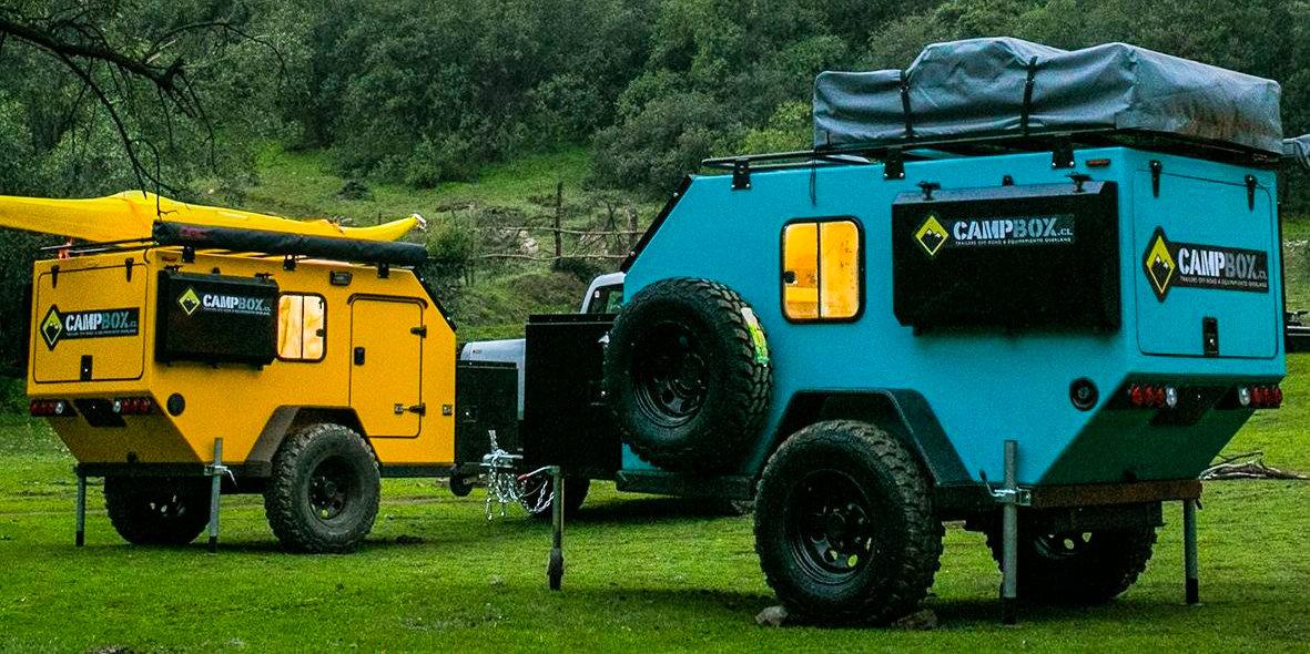 CampBox Off-Road Trailer