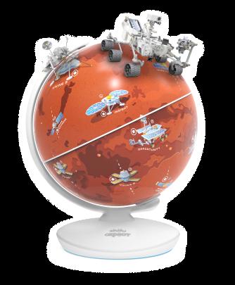 Orboot Augmented Reality Mars Globe