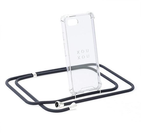 XouXou Necklace iPhone Phone Case Plain