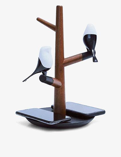 Bird QI Wireless Charger Lamp