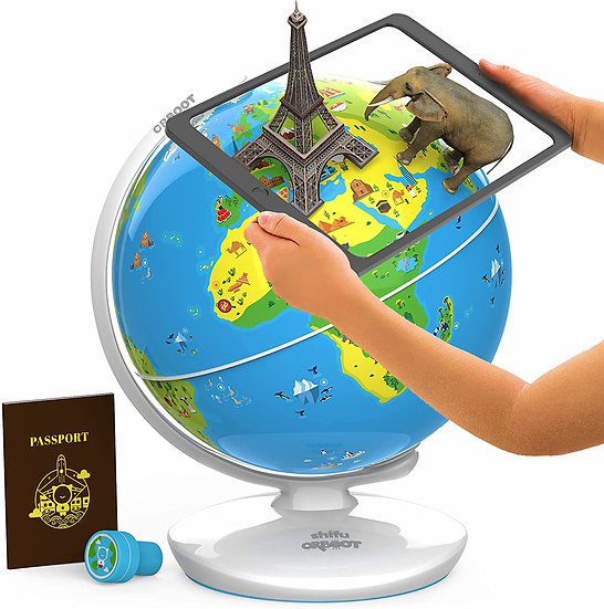 Orboot Augmented Reality Earth Globe