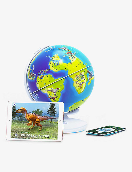 Orboot Augmented Reality Dinosaur Globe
