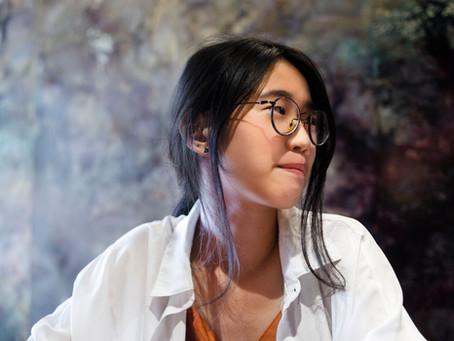 從零開始的法國旅居,無所畏懼是最佳的創作武器—專訪插畫家胡瑜