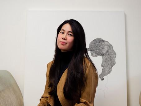 疫情下的創作轉折,用畫筆重新學習愛的命題—專訪藝術家張心情