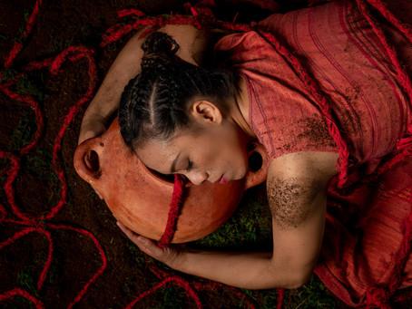 無形的絲線,織譜出後青春期的生命—表演創作者潘巴奈Pan Panay