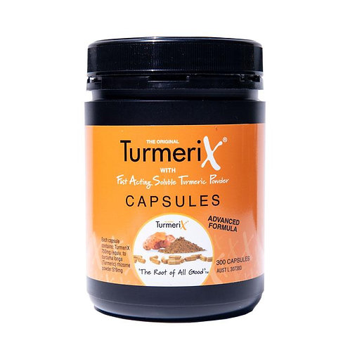 TurmeriX Capsules 300's - 3 months supply