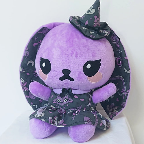 Peluche Witch Bunny