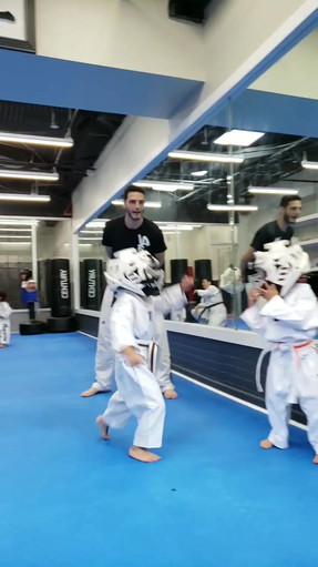 Sparring Drill