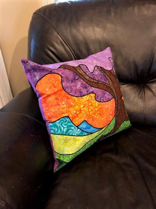 Tree Pillows
