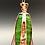 Thumbnail: Leaf Green Iridized Praying Mantis