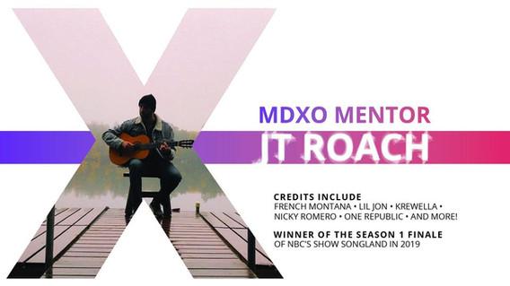 MDXO MENTOR | JT ROACH