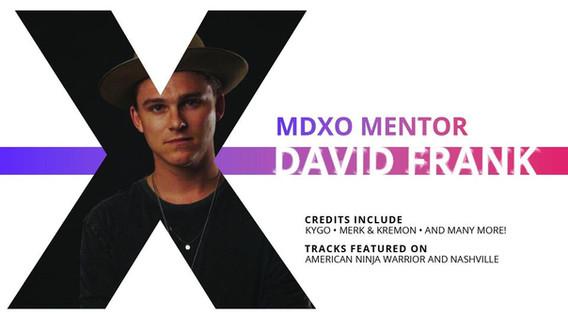 MDXO MENTOR | DAVID FRANK