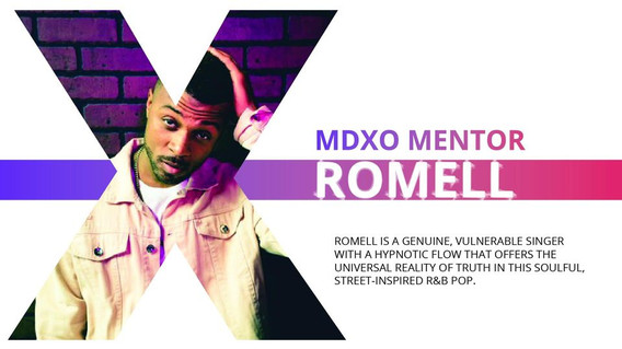 MDXO MENTOR | ROMELL